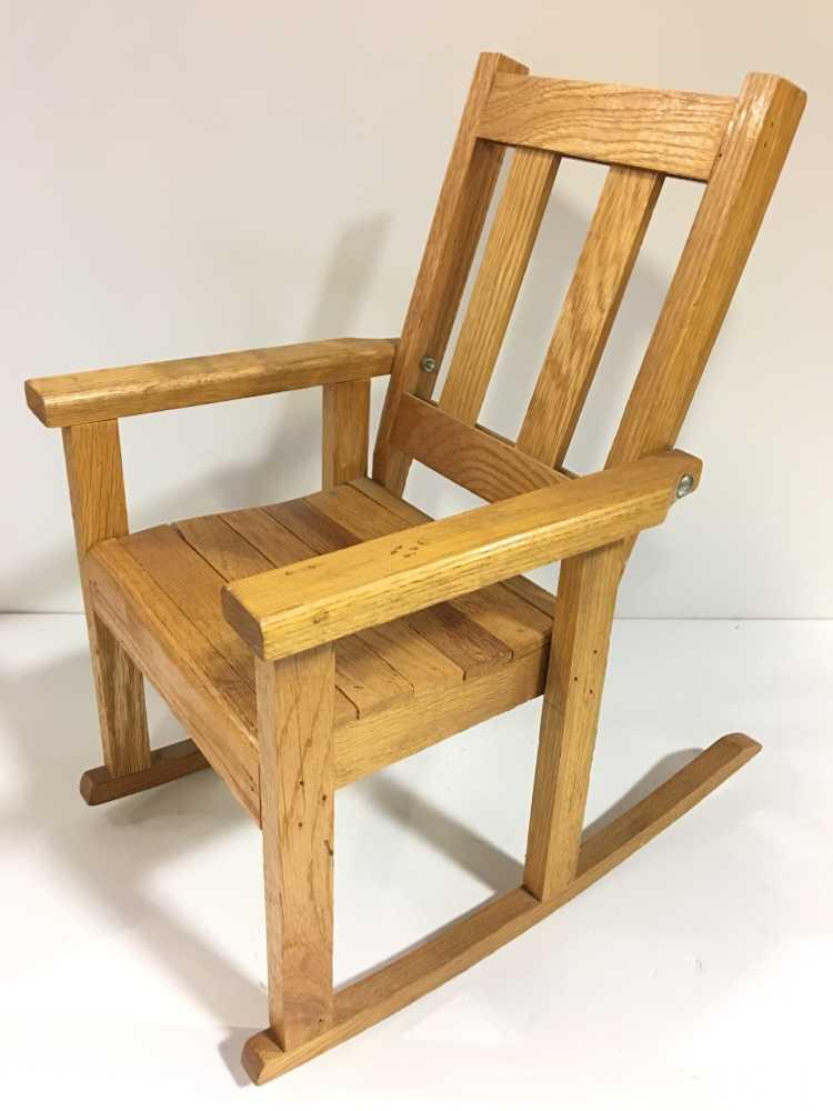 Sensational Child Size Rocking Chair Ga Prop Source Creativecarmelina Interior Chair Design Creativecarmelinacom