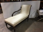 Chaise Lounge, Beige
